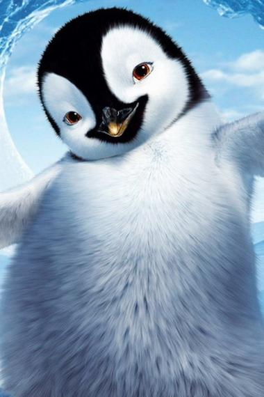 Пингвиниха Глория заговорит голосом Славы